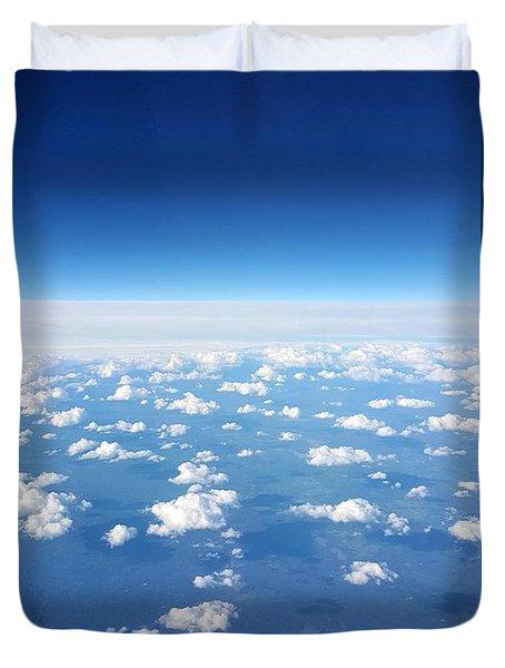 Sky Life Duvet Cover