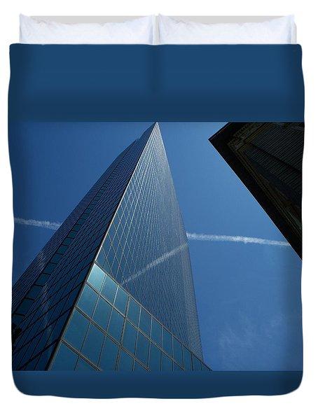 Sky Lines  Duvet Cover