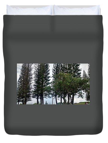 Skybound Duvet Cover