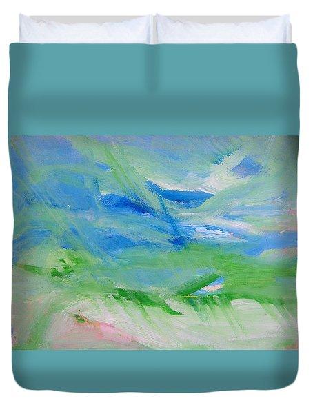 Skyland Duvet Cover