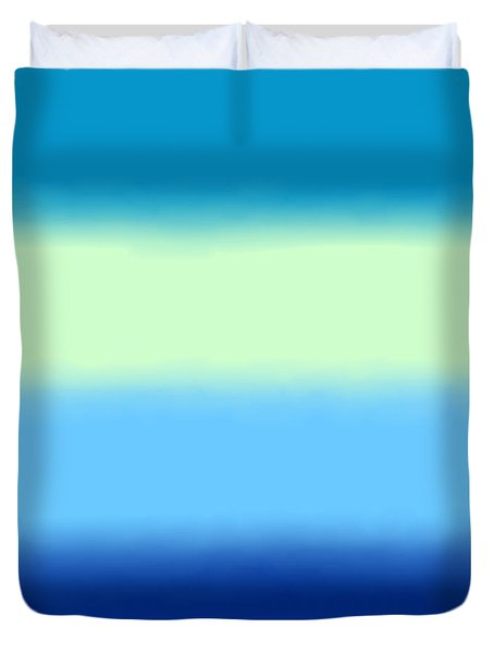 Skyline - Sq Block Duvet Cover