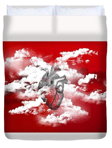 #skylovers Duvet Cover by Paulo Zerbato