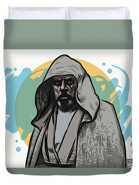 Skywalker Returns Duvet Cover