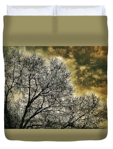 Skyward Duvet Cover