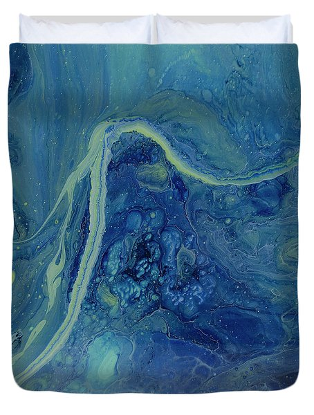 Sleeping Depths Duvet Cover