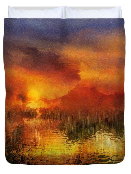 Sleeping Nature II Duvet Cover
