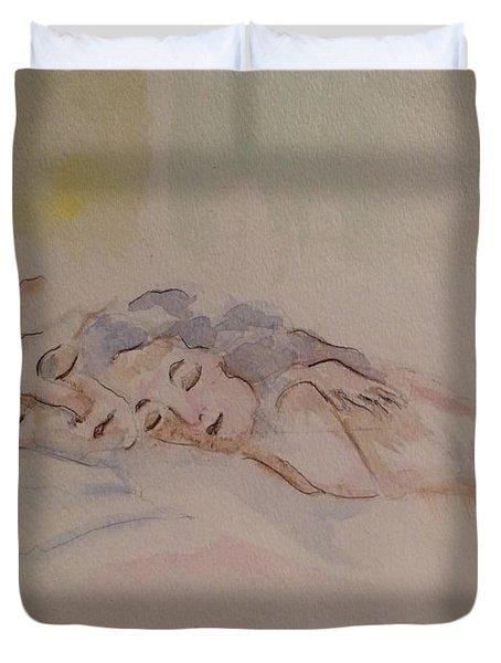 Sleepy Heads Duvet Cover