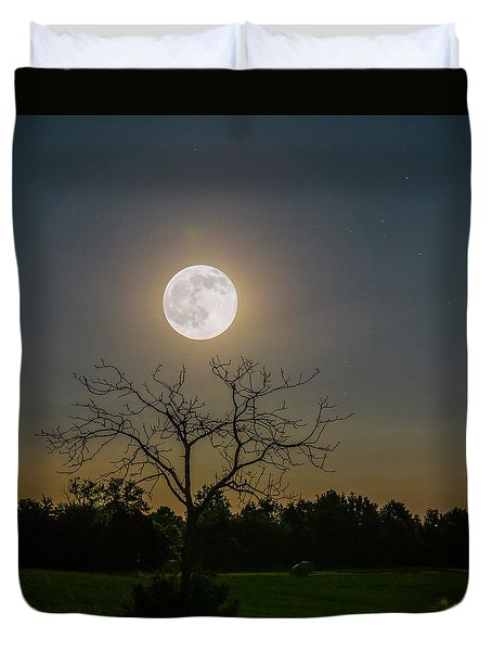 Sleepy Hollow Duvet Cover