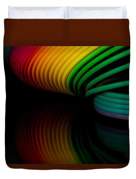 Slinky II Duvet Cover