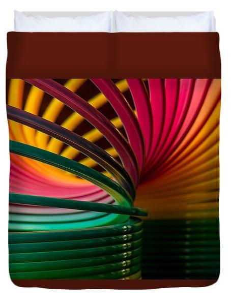 Slinky IIi Duvet Cover