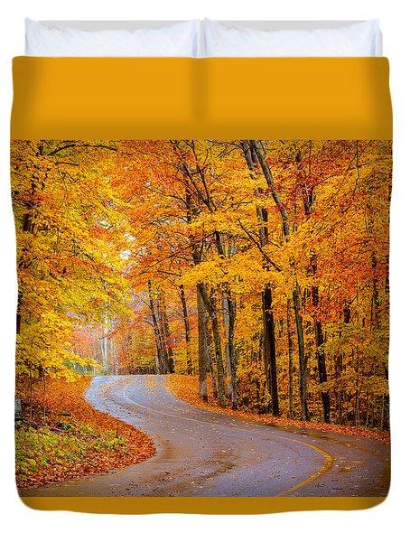 Slippery Color Duvet Cover