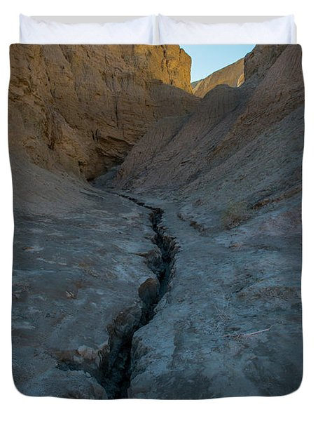 Slot Canyon Within Slot Canyon Duvet Cover