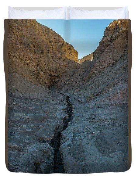Slot Canyon Within Slot Canyon Duvet Cover