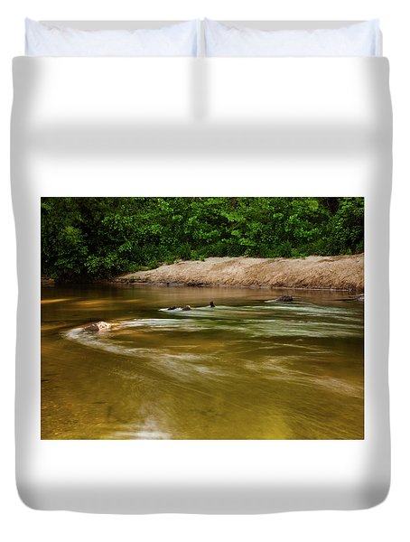 Slow Down Duvet Cover