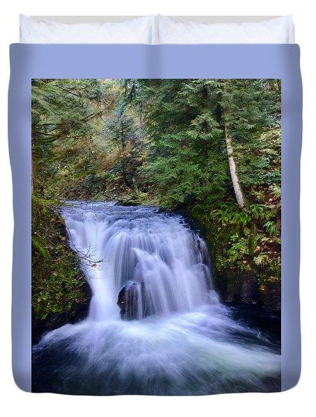 Small Cascade Duvet Cover