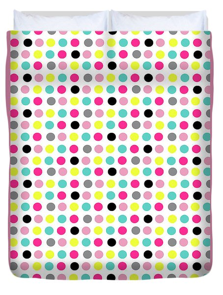 Small Dots Duvet Cover