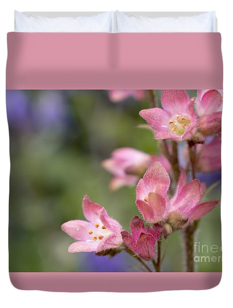 Small Flowers Duvet Cover by Tine Nordbred