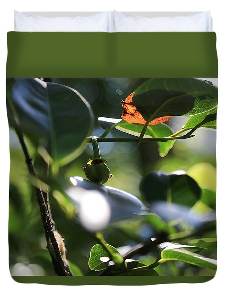 Small Nature's Beauty Duvet Cover