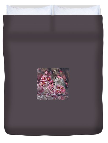 Small Universe Duvet Cover