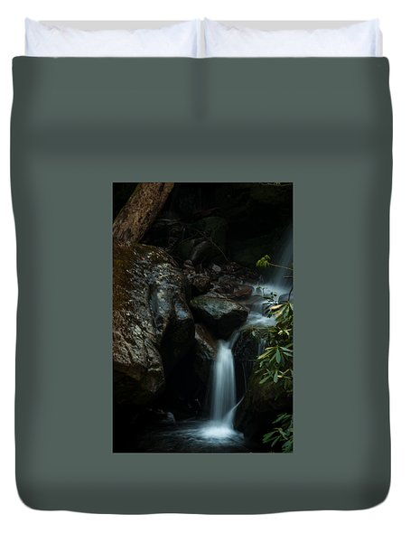 Small Waterfall Duvet Cover