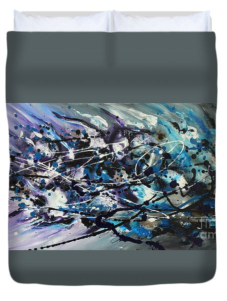Smashing Duvet Cover
