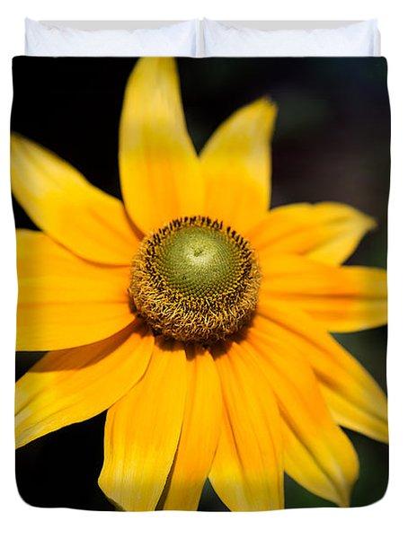 Smiling Sun Duvet Cover