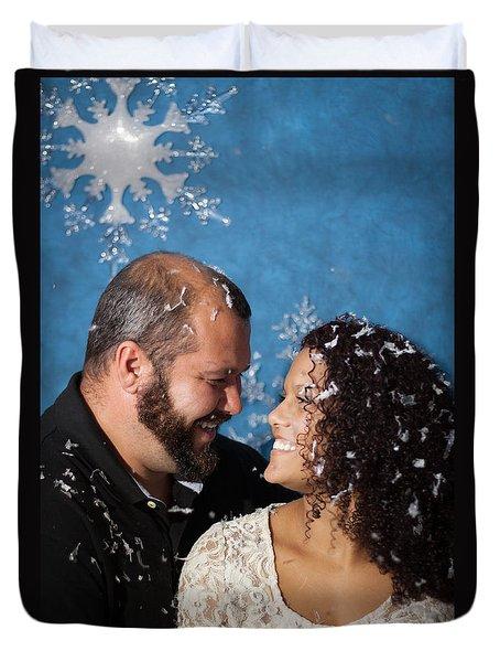 Smith Family Holiday  Duvet Cover