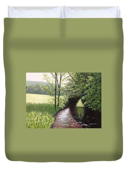 Smith Stream Duvet Cover