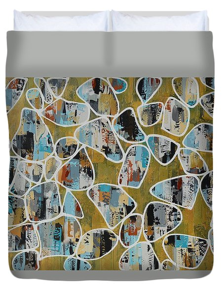 Smithereens Duvet Cover