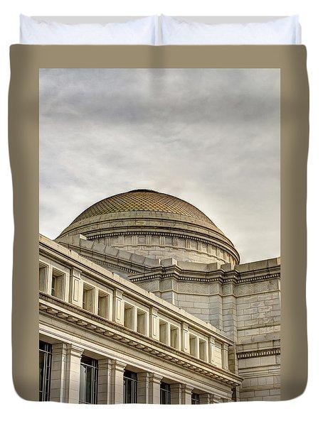 Smithsonial National History Museum Duvet Cover