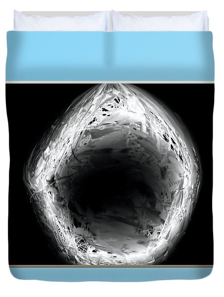 Smoke Ring Duvet Cover