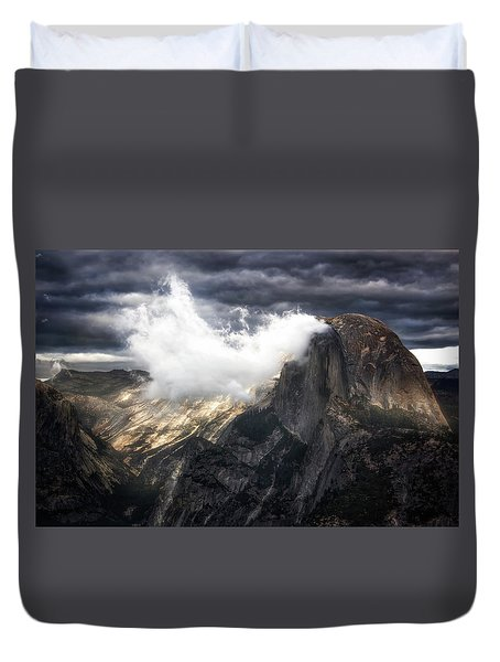 Smoked Duvet Cover