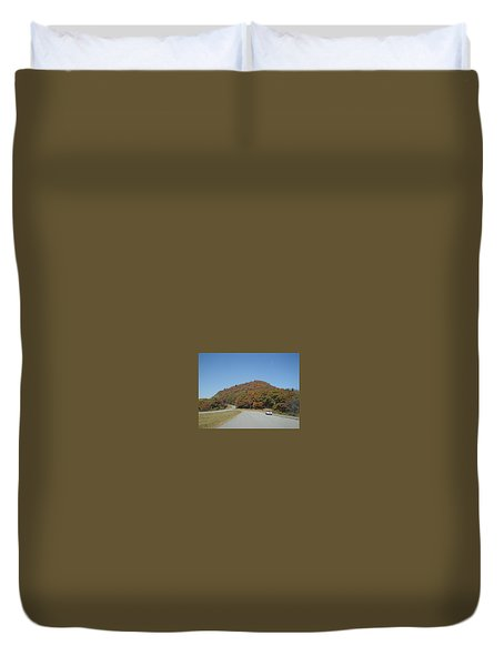 Smokies 10 Duvet Cover