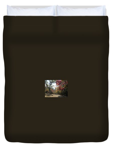 Smokies 12 Duvet Cover