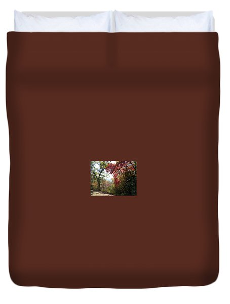 Smokies 13 Duvet Cover