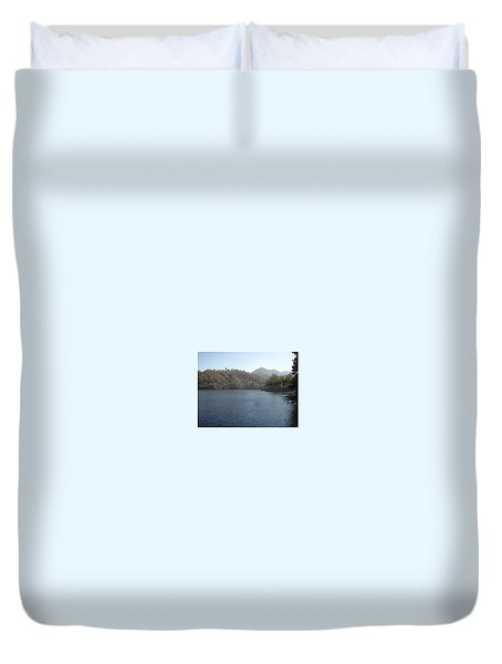 Smokies 14 Duvet Cover