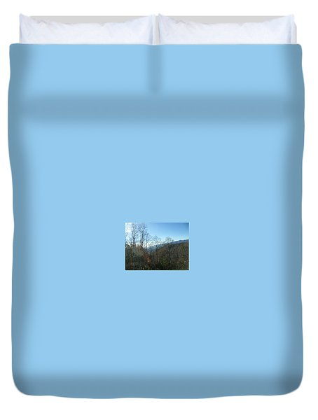 Smokies 15 Duvet Cover