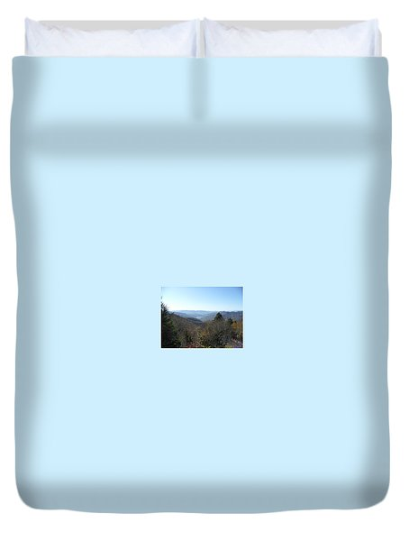Smokies 16 Duvet Cover