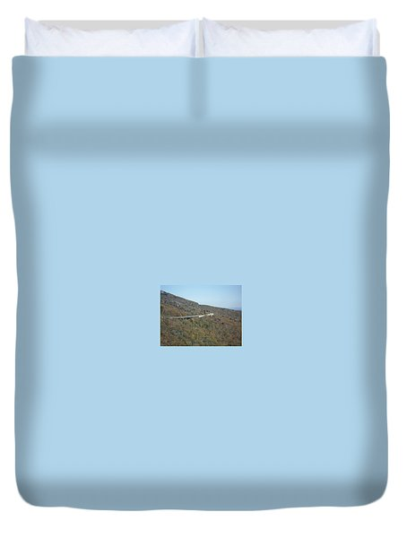 Smokies 17 Duvet Cover