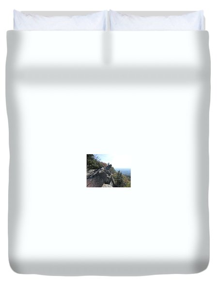 Smokies 18 Duvet Cover