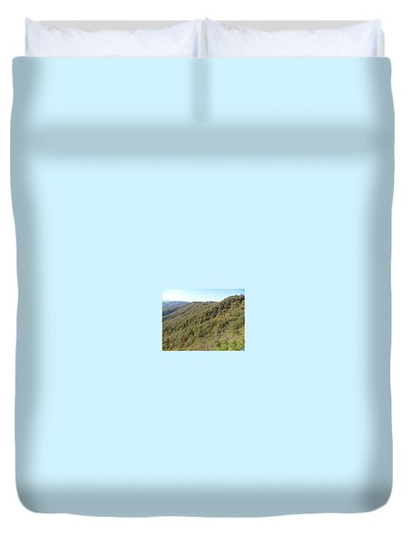 Smokies 19 Duvet Cover