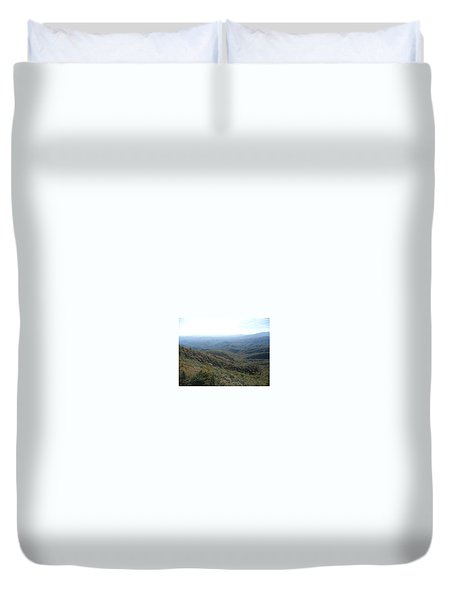Smokies 20 Duvet Cover