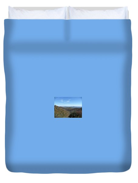 Smokies 6 Duvet Cover