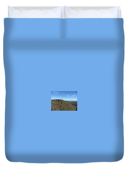 Smokies 7 Duvet Cover