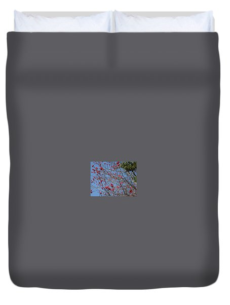 Smokies 8 Duvet Cover