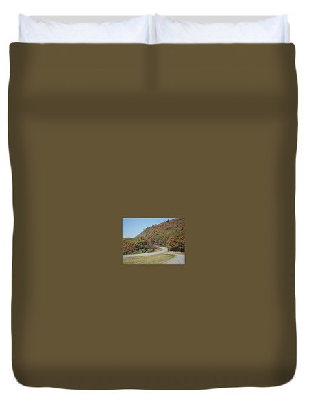 Smokies 9 Duvet Cover