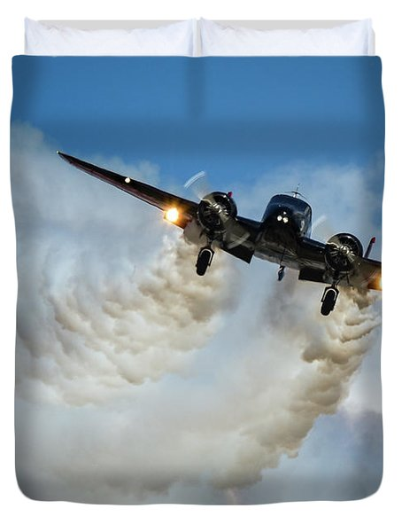 Smokin Duvet Cover