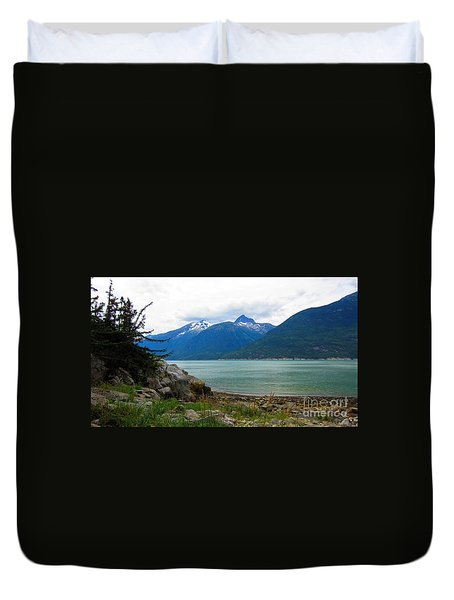 Smugglers Cove Duvet Cover