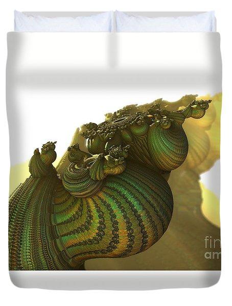 Snails Sunnyside Up Duvet Cover