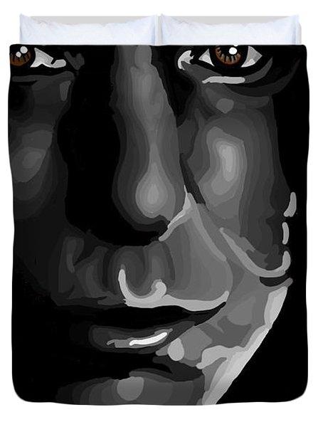 Snape Duvet Cover by Lisa Leeman